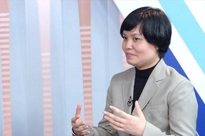 bà Nguyễn Thị Thu Trang - Giám đốc Trung tâm WTO và Hội nhập (VCCI),