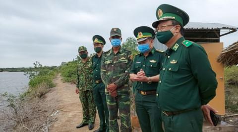 Kiên Giang: Thực hiện nghiêm các giải pháp ngăn chặn người nhập cảnh trái phép trên đường bộ và đường biển