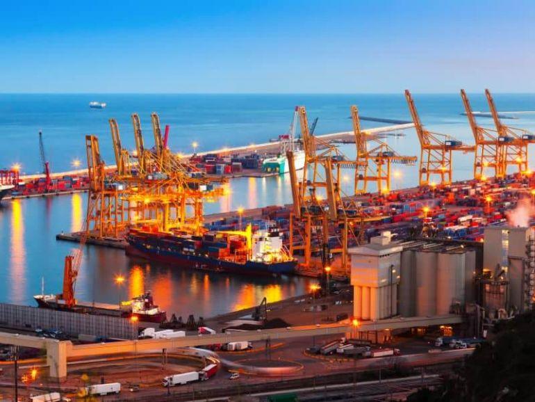 Kim ngạch hàng hóa xuất khẩu tăng 22% so với cùng kỳ năm trước