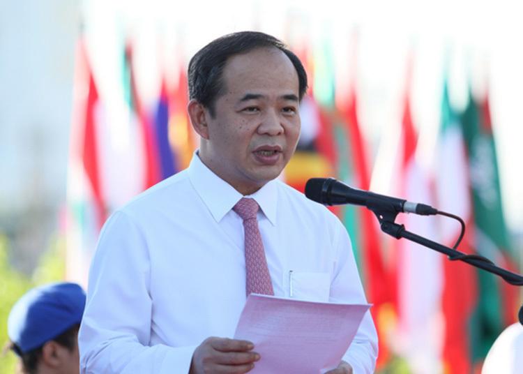 Chủ tịch VFF Lê Khánh Hải. Nguồn ảnh: Internet