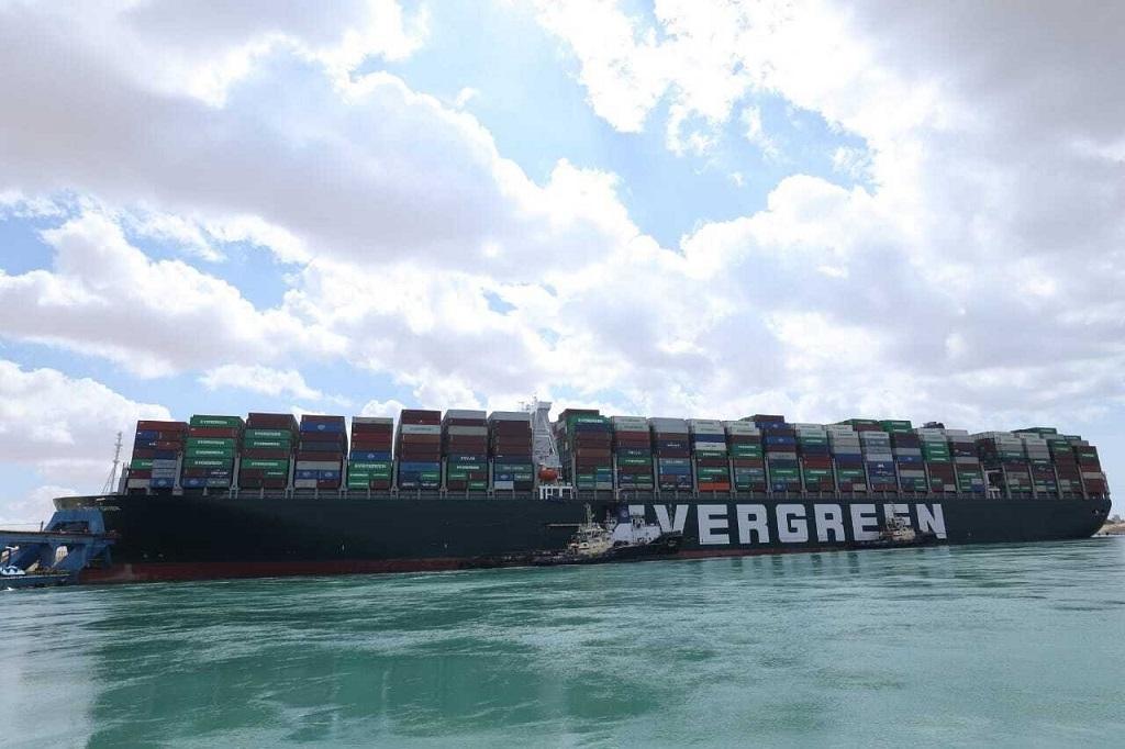 Sự kiện kênh đào Suez bị tắc đã khiến nhiều doanh nghiệp rơi vào cảnh điêu đứng