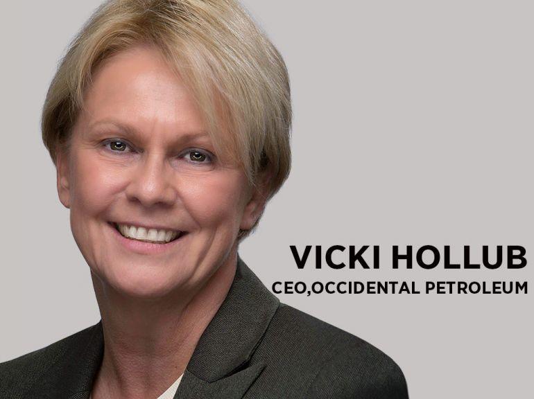 Nữ lãnh đạo đầu tiên của tập đoàn dầu mỏ nổi tiếng nước Mỹ