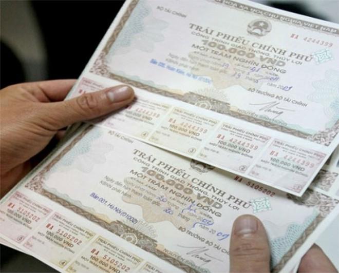Tháng 03, Kho bạc nhà nước đã huy động 12.194 tỷ đồng trái phiếu, tăng 246% so với tháng trước