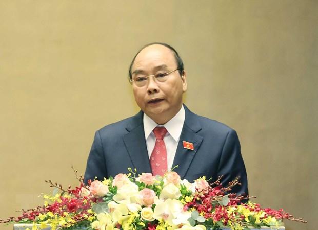 Ông Nguyễn Xuân Phúc chính thức rời cương vị Thủ tướng