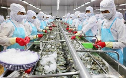 Xuất khẩu thủy sản của cả nước tăng 3% trong quý 1 năm nay