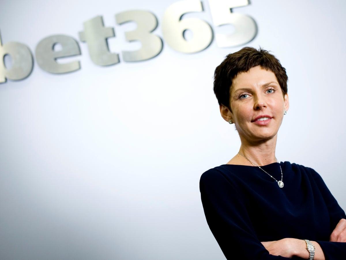 Denise Coates, Nhà sáng lập kiêm CEO Bet365 Group