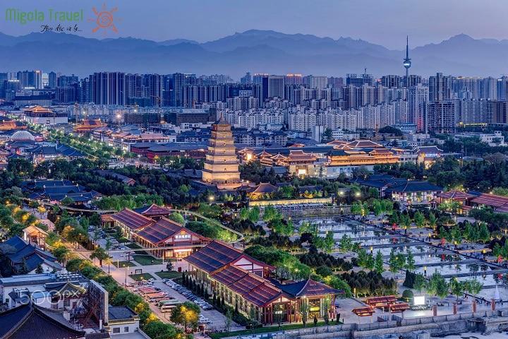 Thành phố phát triển nhanh nhất của Trung Quốc tham vọng trở thành Thung lũng Silicon tiếp theo