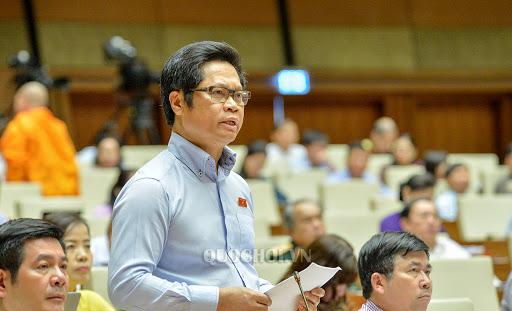 Ông Vũ Tiến Lộc- Đoàn ĐBQH tỉnh Thái Bình