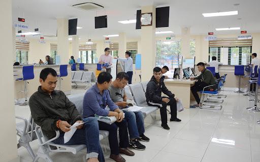 Ghi nhận tại Trung tâm hành chính công tỉnh Phú Thọ