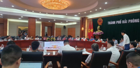 Hải Phòng: Dẫn đầu cả nước về tăng trưởng GRDP trong Quý I