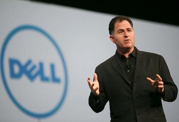 Chân dung nhà sáng lập Dell Technologies. Nguồn ảnh: Internet