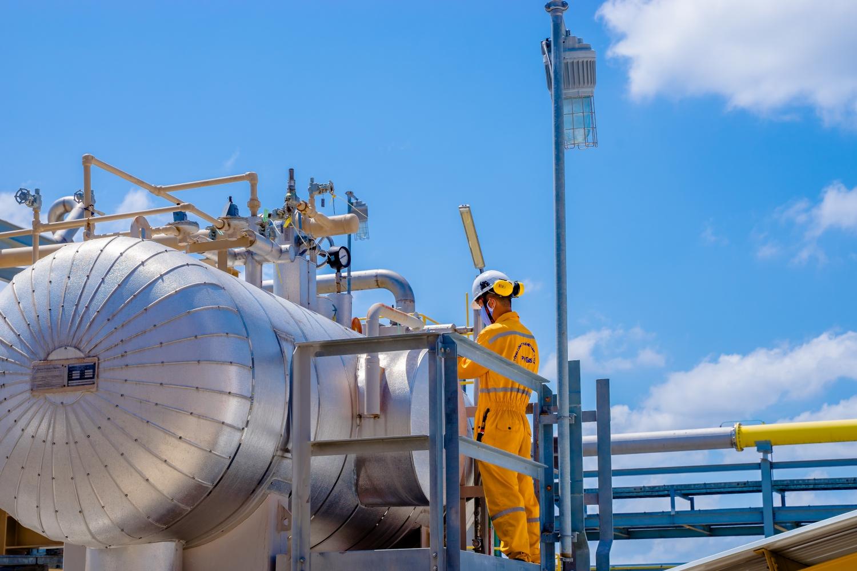 Doanh thu PV GAS đạt gần 18.000 tỷ đồng quý I/2021