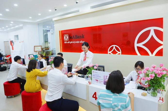 Lợi nhuận trước thuế quý I/2021 của Ngân hàng TMCP Đông Nam Á (SeABank) đạt 698,3 tỷ đồng