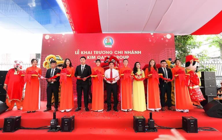 Kim Oanh Group khai trương chi nhánh thứ 10, mở rộng hợp tác và phát triển toàn diện