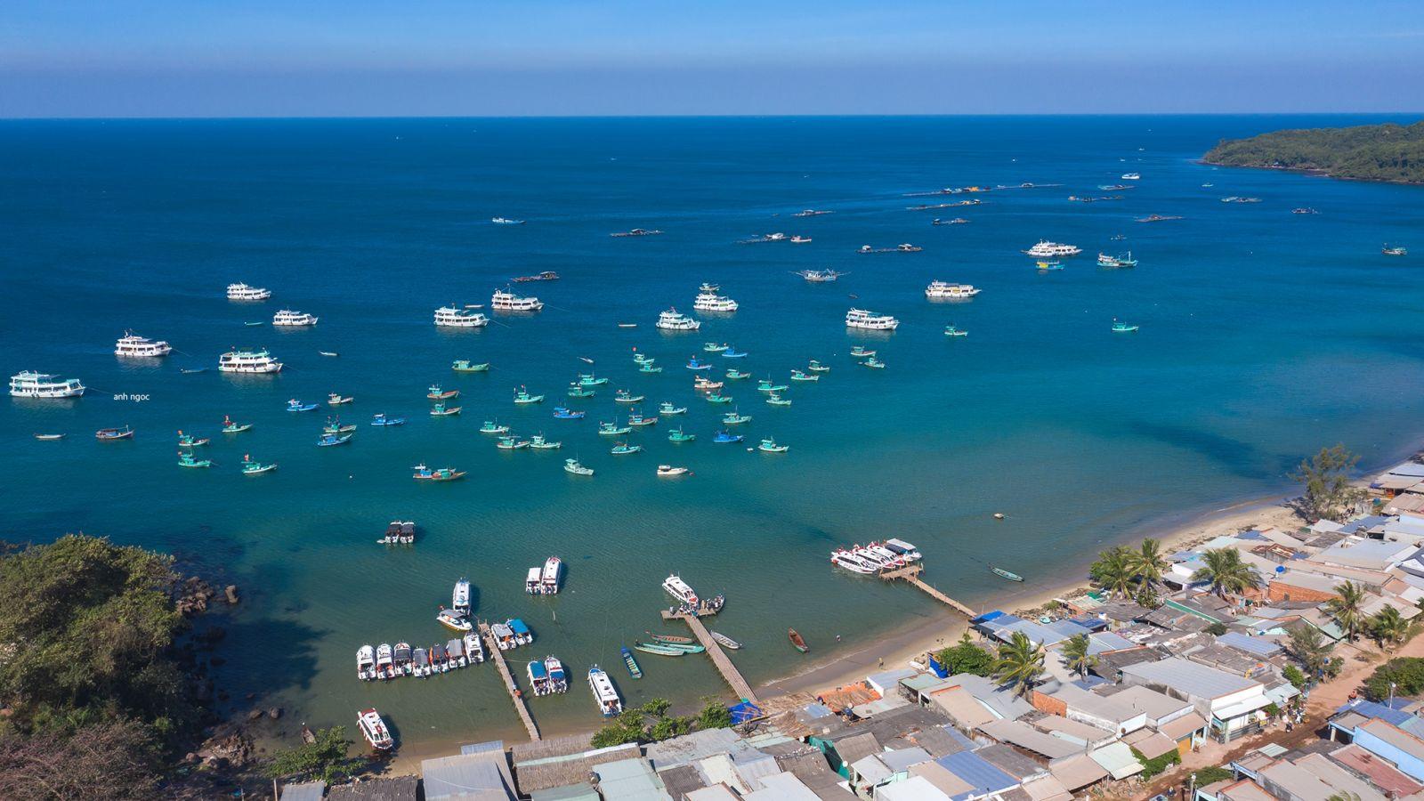Du lịch Phú Quốc làm nền tảng, tạo cơ sở bền vững, sức bật hỗ trợ cho nhiều điểm, khu du lịch trên địa bàn tỉnh phát triển
