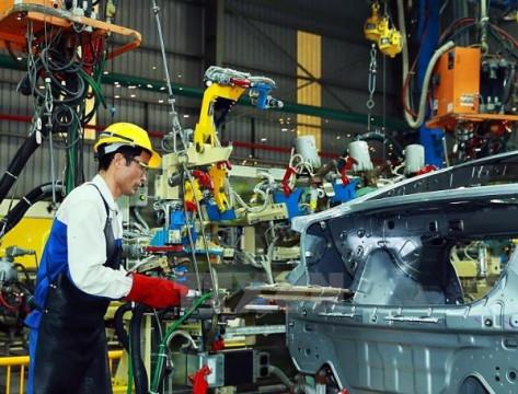 Bình Dương: Công nghiệp chế biến, chế tạo chiếm 98,9% giá trị sản xuất ngành công nghiệp