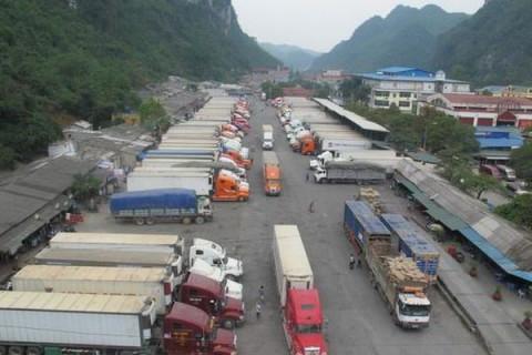Tổng Công ty Khánh Việt chỉ được nhập khấu nguyên liệu thuốc lá qua cửa khẩu phụ Bình Nghi (Lạng Sơn)