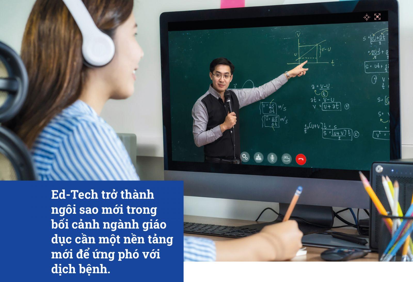 Ed-Tech trỗi dậy