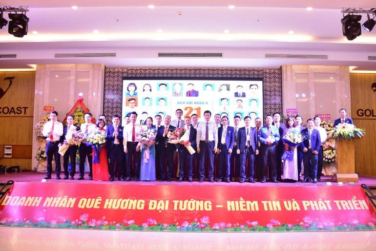 Đại hội đại biểu Hội doanh nghiệp trẻ Quảng Bình lần thứ 2, nhiệm kỳ 2021 – 2026