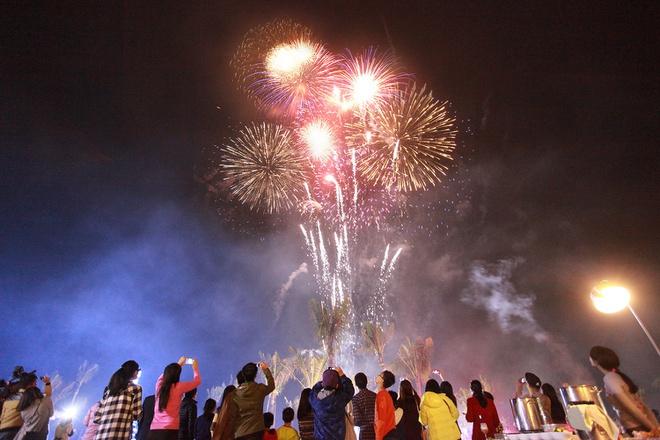 Quần thể nghỉ dưỡng FLC Sầm Sơn là địa điểm diễn ra lễ hội hoa và trình diễn pháo hoa đêm 10/4