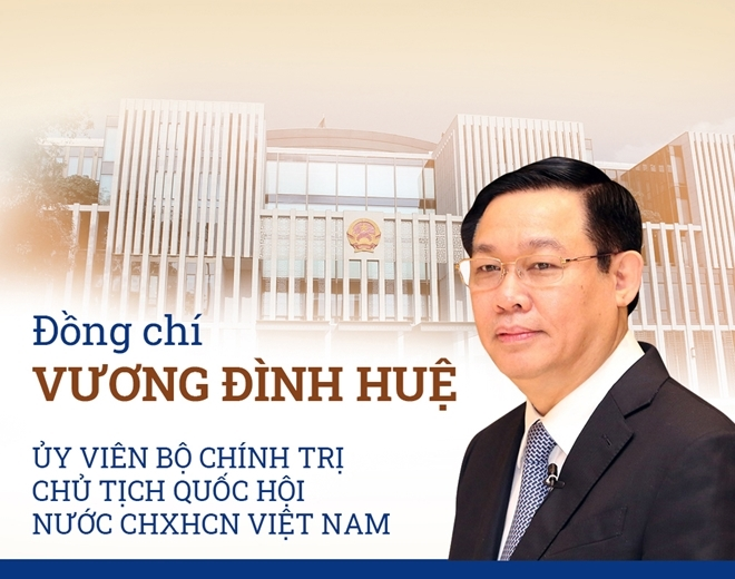 Tiểu sử Chủ tịch Quốc hội Vương Đình Huệ