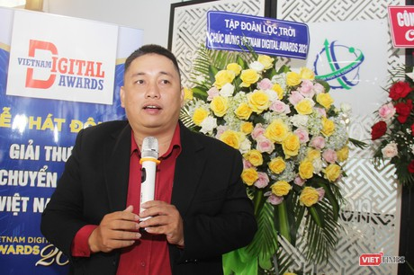 Phó tổng Giám đốc DR SME – ông Vũ Tuấn Anh