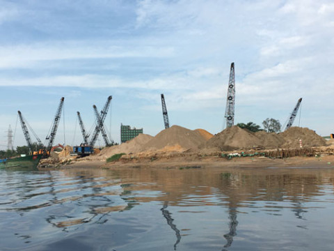 Xử lý dứt điểm 52 bến thủy nội địa hoạt động không phép tại TP Hồ Chí Minh