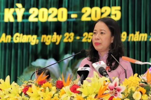 Bí thư Tỉnh ủy An Giang được Chủ tịch nước giới thiệu làm Phó Chủ tịch nước