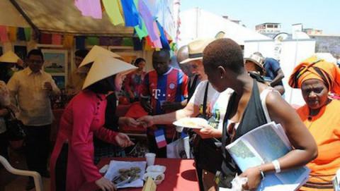 Xuất khẩu sang khu vực Á - Phi: Những bước tiến vượt bậc