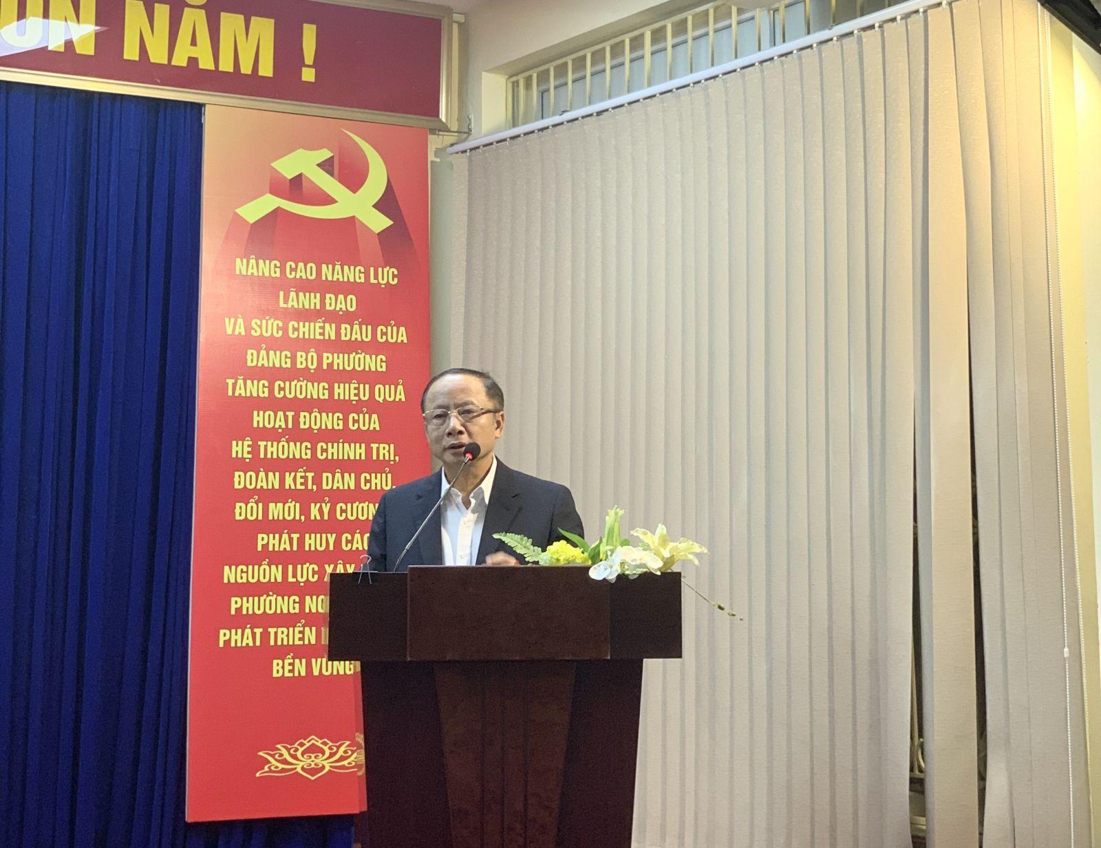 Ông Nguyễn Văn Thân - Chủ tịch VINASME