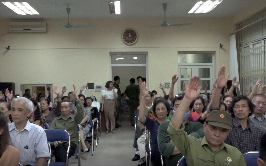 100% cử tri phường Nguyễn Du đồng thuận tín nhiệm ông Nguyễn Văn Thân ứng cử Quốc hội Khóa XV