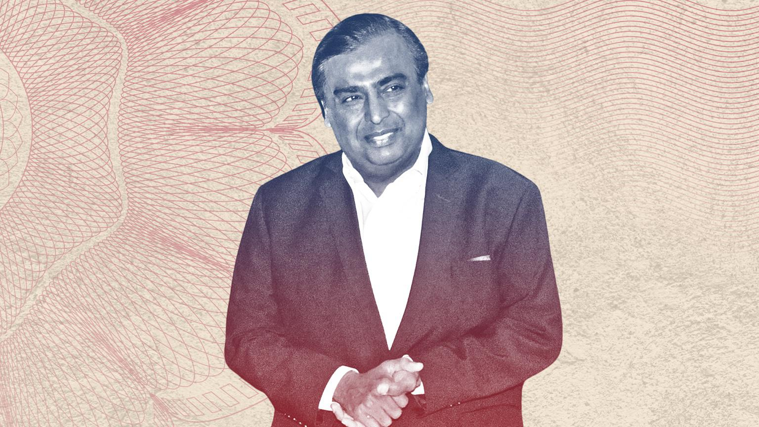 tỷ phú Mukesh Ambani