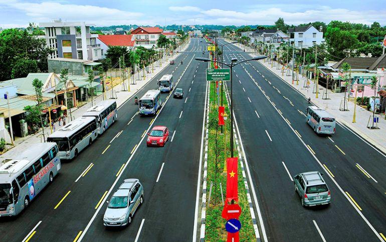 Bình Dương đẩy mạnh triển khai các dự án hạ tầng giao thông nhằm góp phần thúc đẩy kinh tế - xã hội