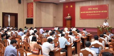 Kiên Giang: Tổ chức bầu cử đại biểu Quốc hội và đại biểu Hội đồng nhân dân các cấp đúng tiến độ, đúng quy định