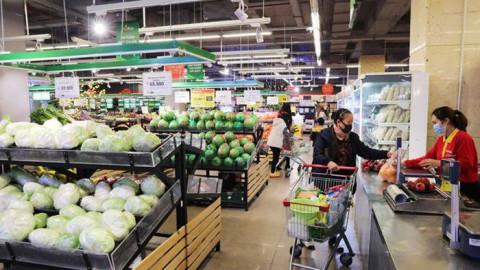 Doanh thu bán lẻ hàng hóa quý I năm 2021 có dấu hiệu phục hồi