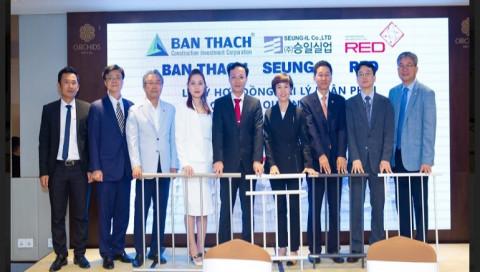 Bàn Thạch phân phối độc quyền sản phẩm Super Rail – lan can của tập đoàn Hàn Quốc