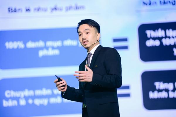 """Chân dung Chủ tịch Masan Resources - Danny Le , """"cánh tay đắc lực"""" của tỷ phú Nguyễn Đăng Quang"""