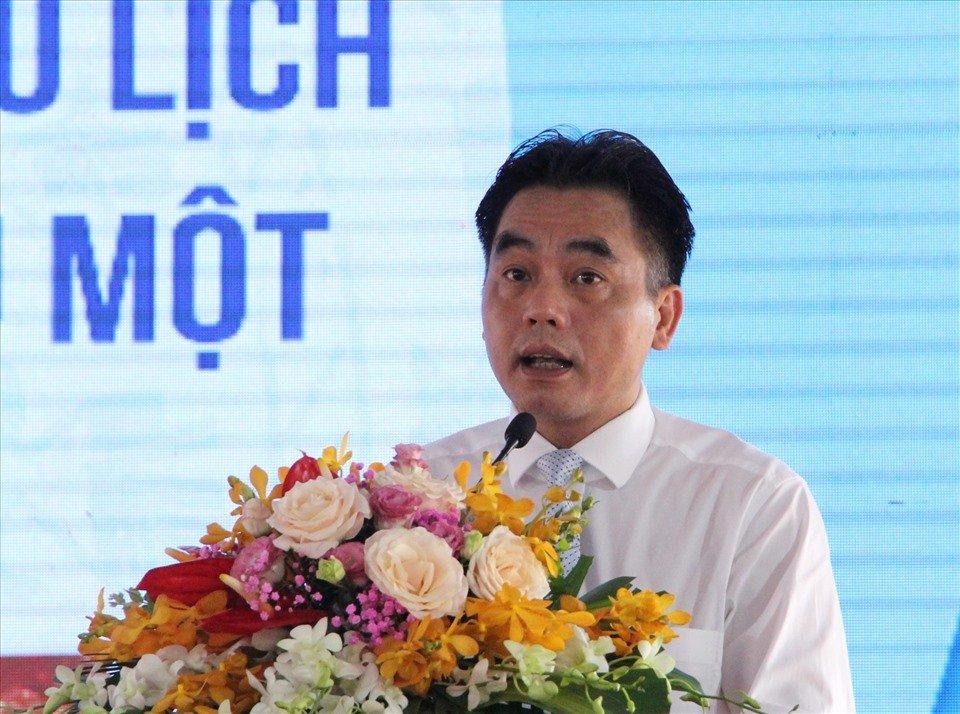 Ông Nguyễn Lộc Hà - Phó Chủ tịch UBND tỉnh Bình Dương. Nguồn ảnh: Đình Trọng