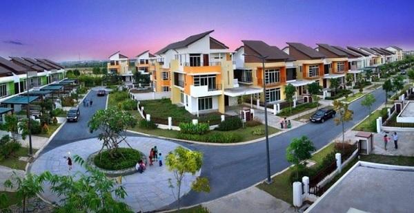 Phối cảnh 1 góc Dự án Khu đô thị thương mại phía Đông thị trấn Vôi huyện Lạng Giang