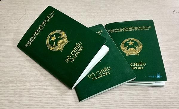 Khi có thay đổi thông tin liên quan đến số căn cước công dân mới, công dân Việt Nam phải tiến hành sửa đổi hộ chiếu
