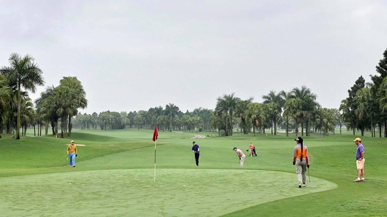 Tập đoàn Phú Tài Đức muốn đầu tư sân tập golf 35,5 tỷ đồng tại Hà Tĩnh