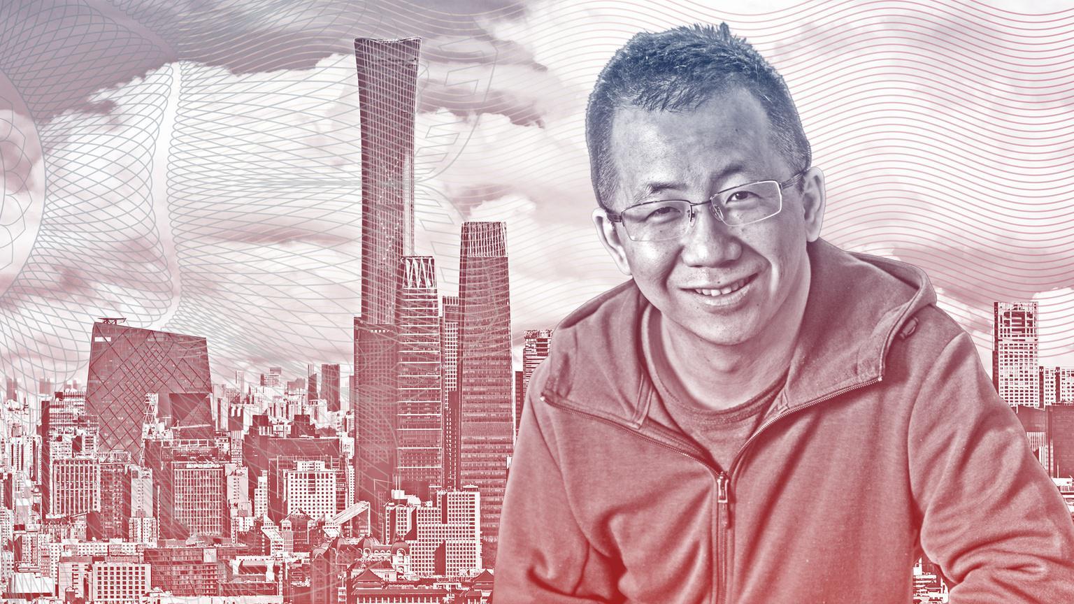 Zhang Yiming, Người sáng lập ByteDance, tại Bắc Kinh, Trung Quốc