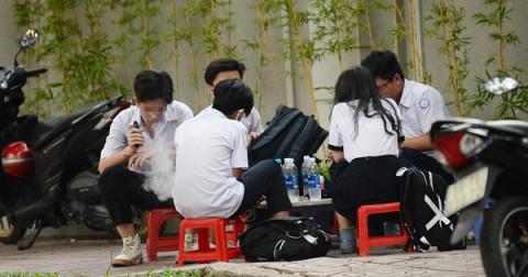 Phản đối thuốc lá thế hệ mới với chiêu trò tinh vi đang tấn công giới trẻ