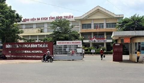 Cách chức ông Nguyễn Quang Thời - Phó Giám đốc Bệnh viện đa khoa tỉnh Bình Thuận