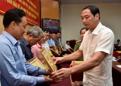 Hội nghị trực tuyến tổng kết công tác phòng, chống tội phạm tỉnh Kiên Giang 2021