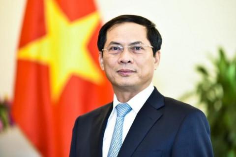 Bộ trưởng Bộ Ngoại giao Bùi Thanh Sơn: 4 ưu tiên trong nhiệm kì mới