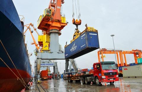 Xuất khẩu sang thị trường EU quý I/2021, tăng 14,2% so với cùng kỳ năm 2020