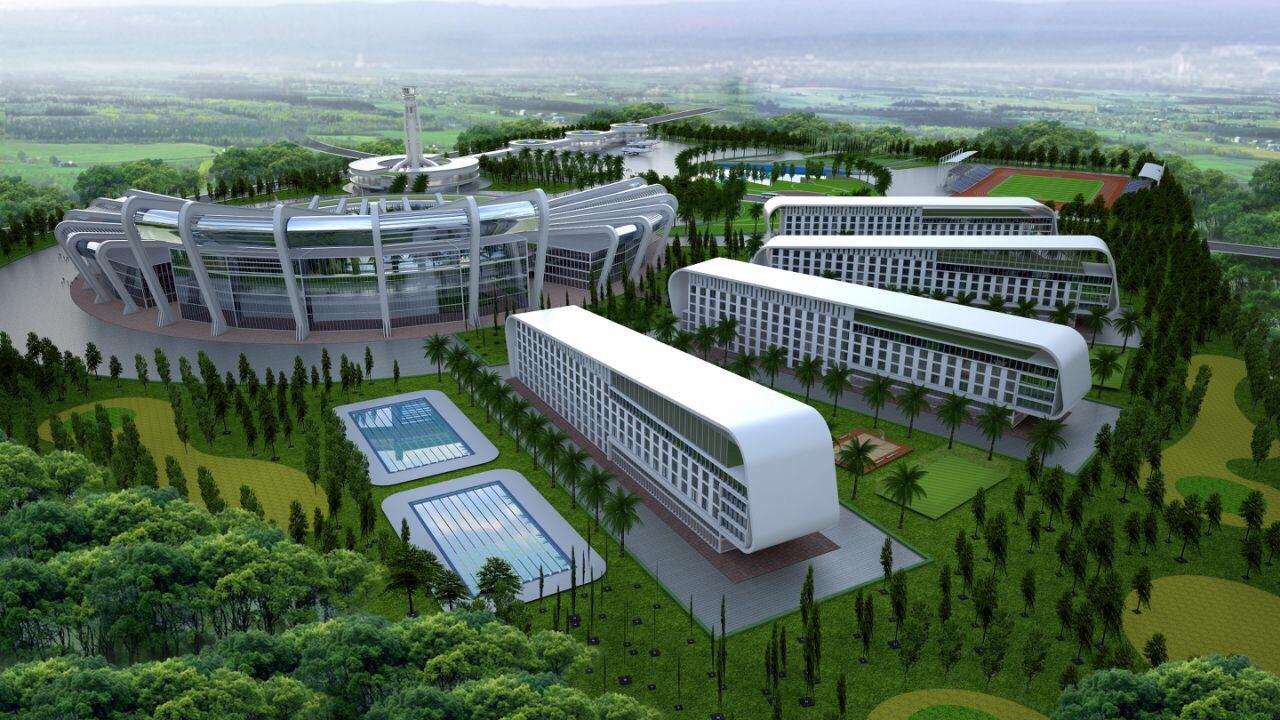 Phối cảnh Dự án Đại học FLC tại Hạ Long