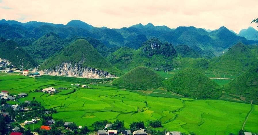 Cảnh đẹp Hà Giang