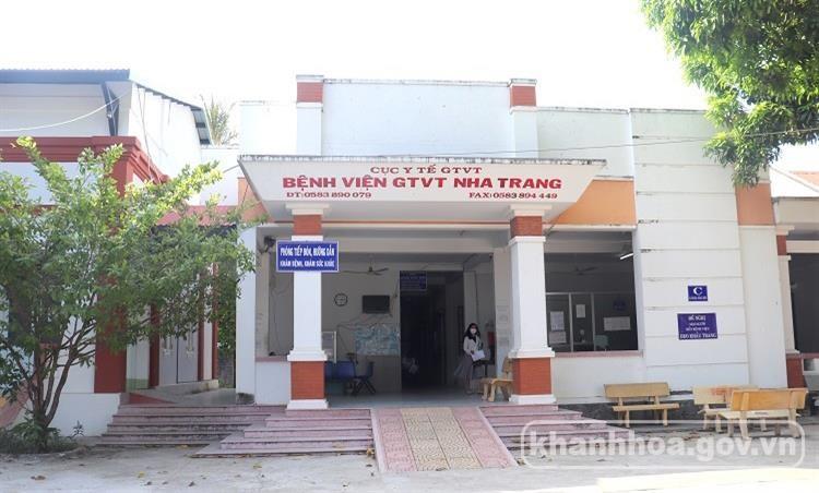 Xây dựng phương án chuyển Bệnh viện GTVT Nha Trang từ Bộ GTVT về UBND tỉnh Khánh Hòa